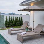 Terrace Pool area