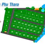 Site Map - Baan Phu Thara Eco-Friendly Homes For Sale In Hua Hin Thailand