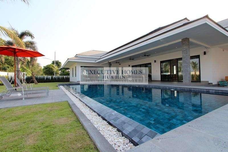 The Clouds Hua Hin Eco Luxury Villas