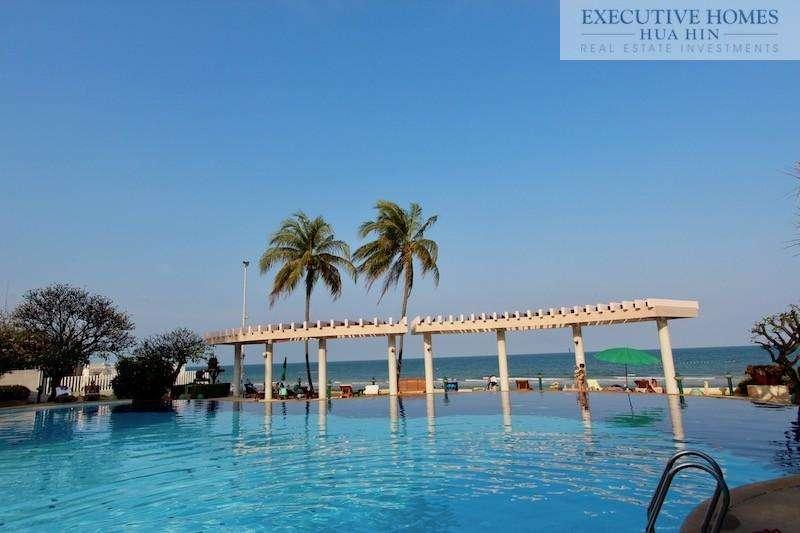Hua Hin Sea View Condo For Sale | Hua Hin Beach Front Condo Sale | Hua Hin real estate