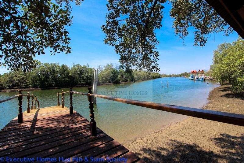 Hua Hin River Homes For Sale | Riverfront Homes For Sale In Pranburi | Hua Hin Property Listings For Sale | Hua Hin Homes For Sale | Hua Hin Real Estate | Hua Hin Estate Agents