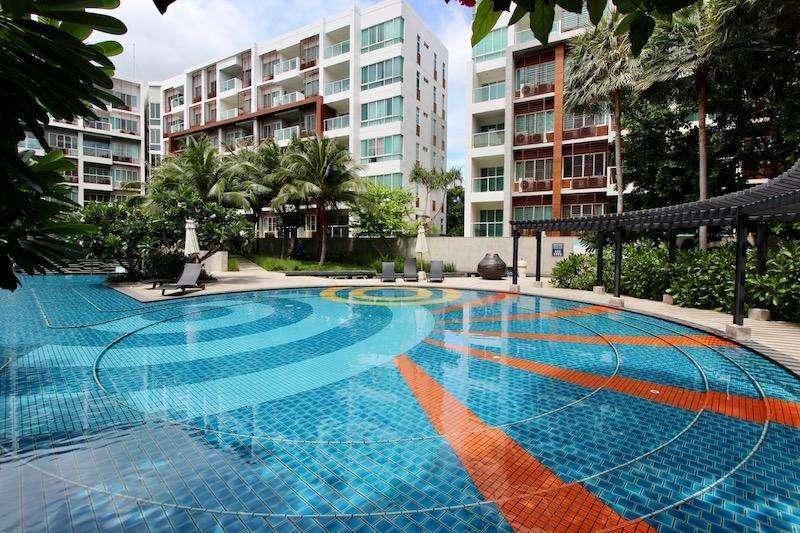 Kao Takieb Studio Condo For Sale | Hua Hin Real Estate | Thailand Real Estate