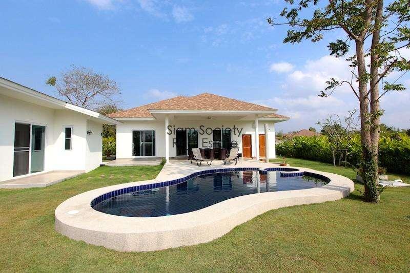 HUA HIN HOME FOR SALE NEAR BLACK MOUNTAIN GOLF COURSE | Hua Hin Real Estate & Property Listings