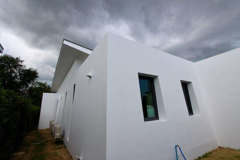 modern pool villas for sale in hua hin | 3 Houses By Phu Montra For Sale
