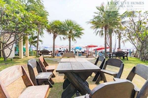 BEACH CONDO FOR SALE HUA HIN | Khao Takieb condo for sale | Khao Takieb real estate | Hua Hin real estate