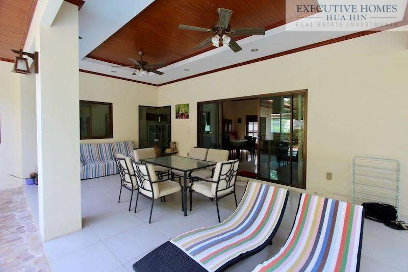 Hana Village 3 Bed House For Rent | Hua Hin Villa Rentals | Houses For Rent In Hua Hin Thailand