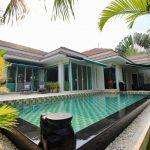 RED MOUNTAIN LUXURY HOME FOR SALE HUA HIN