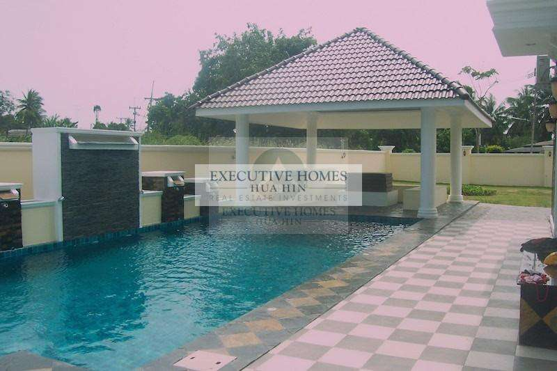 Large Homes For Sale In Hua Hin | Luxury Homes For Sale In Hua Hin | Hua Hin Real Estate | Hua Hin Real Estate Listings For Sale | Hua Hin Property Agents | Kao Tao home for sale