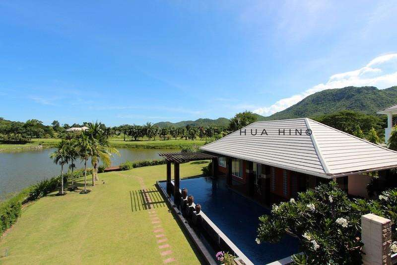 Rent Palm Hills Golf Course Villa | Hua Hin Golf Home Rental