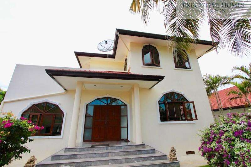 Central Hua Hin Luxury Villa For Sale | Hua Hin Center Villas For Sale | Hua Hin Real Estate Listings | Crystal View Homes For Sale