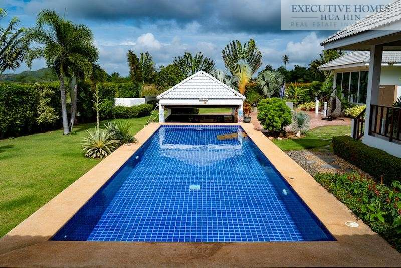 Sam Roi Yod Property Sale | Pool Villa for Sale Dolphin Bay | Dolphin Bay Hua Hin Pool Villa
