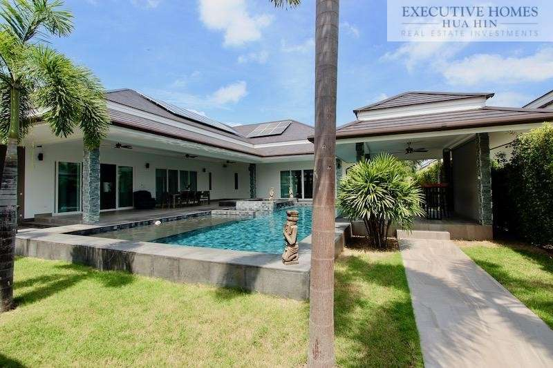 Hua Hin real estate | The Clouds Property Sale | Pool Villa for Sale Hua Hin | The Clouds Hua Hin Pool Villa