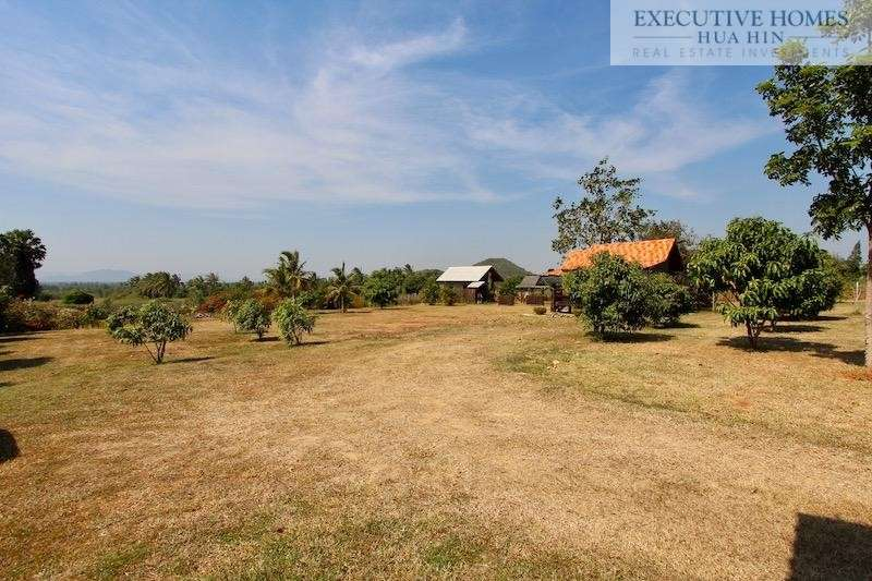 Land for sale Khao Kalok | Land plot for sale Khao Kalok | Hua Hin real estate for sale | Hua Hin land for sale