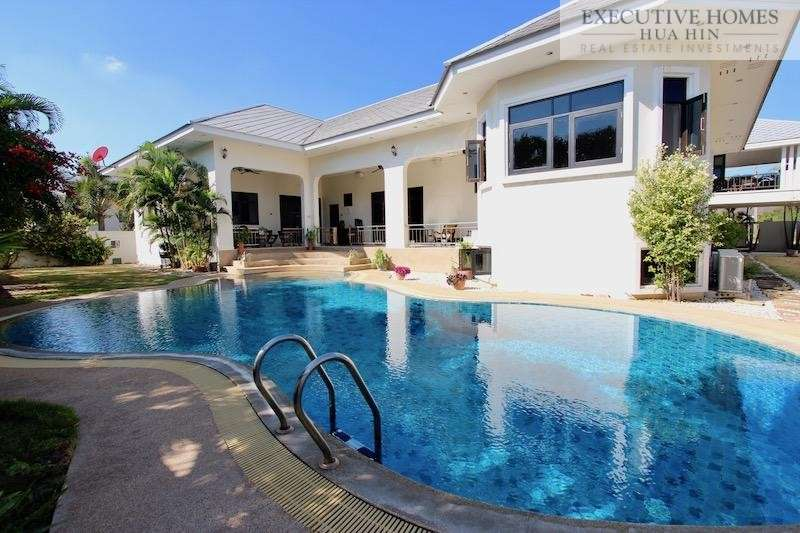 The Address Hua Hin Pool Villa | Hua Hin pool villa for sale | Hua Hin real estate | Hua Hin Black Mountain properties
