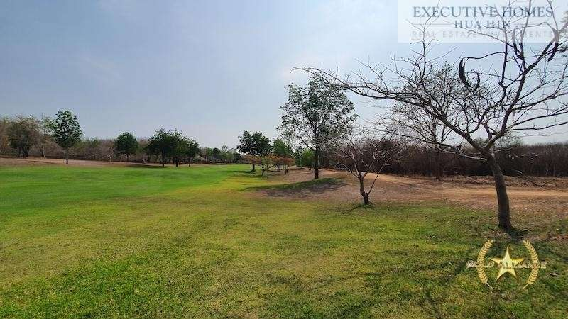 Springfield golf course land | Hua Hin land for sale | Land for sale Hua Hin | Golf land sale Hua Hin