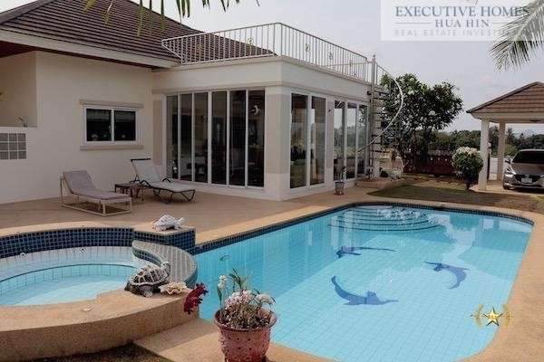 Wararom Hua Hin pool villa for sale | Hua Hin property for sale | Hua Hin real estate