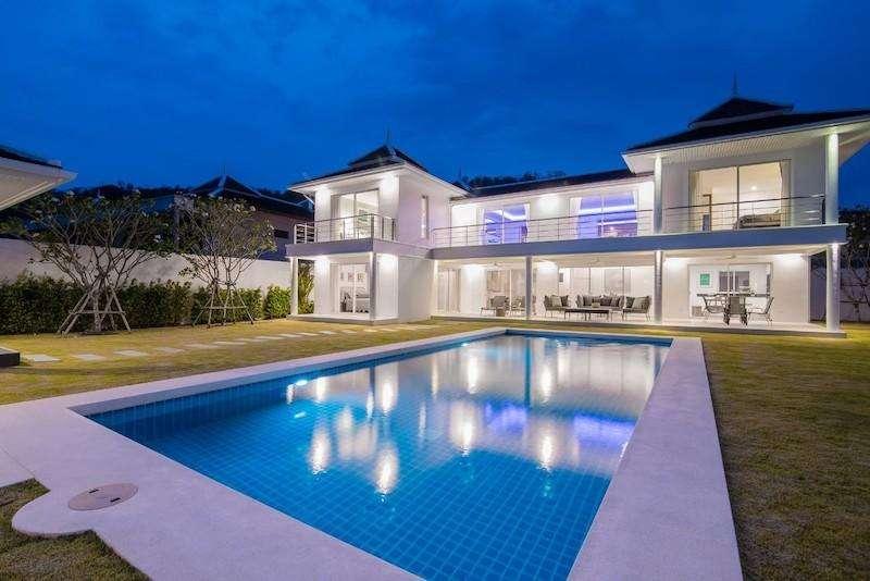 Hua Hin Modern Pool Villa for Rent | Hua Hin Pool Villa for Rent | Hua Hin property for rent | Hua Hin house for rent