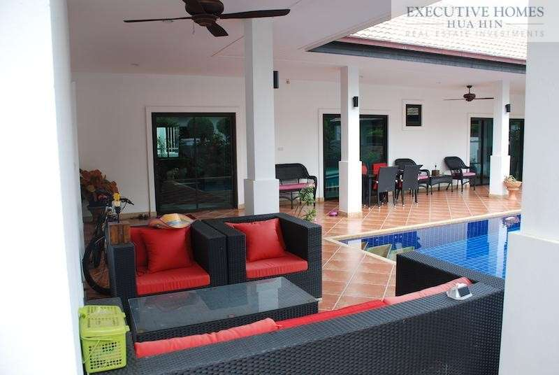 Hua Hin pool villa for sale | Hua Hin property for sale | Hua Hin real estate