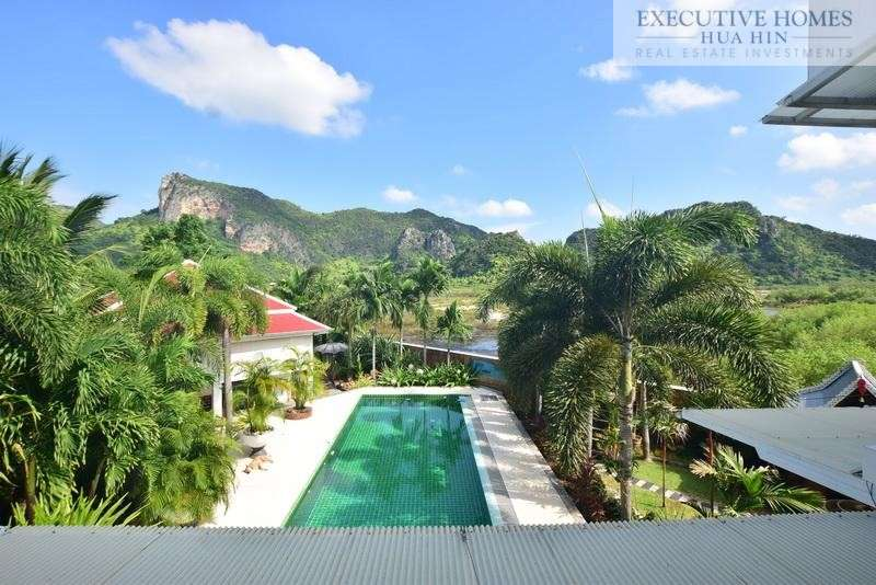 Sam Roi Yod pool villa | Sam Roi Yod pool villa for sale | Hua Hin real estate