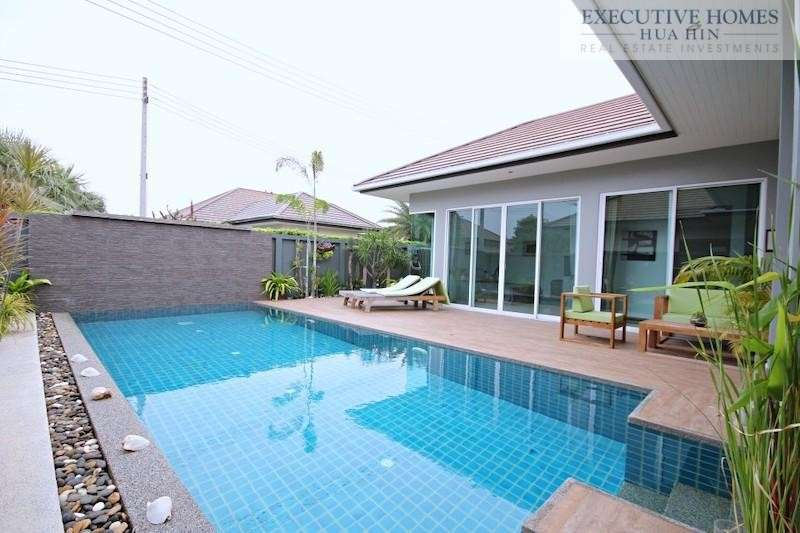 Central Hua Hin Pool Villa for Sale | Hua Hin property for sale | Hua Hin real estate for sale | Central Hua Hin property