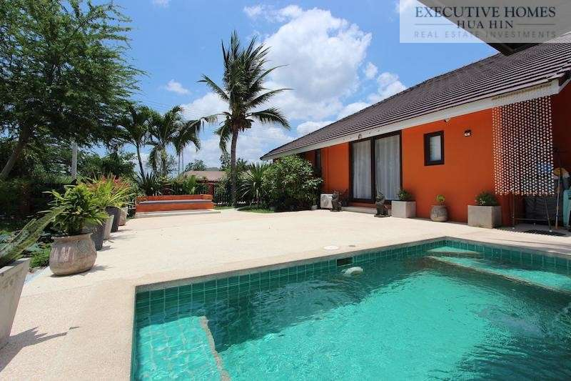 Hua Hin pool villa for rent | Hua Hin rental property | Hua Hin rental properties